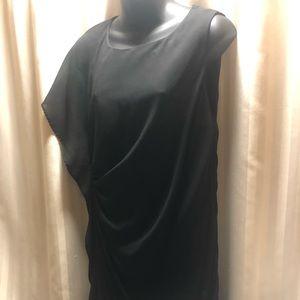 BNWT black sleeveless dress